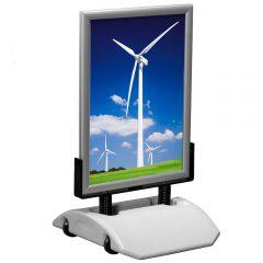 Trottoarpratare Wind Sign SMART