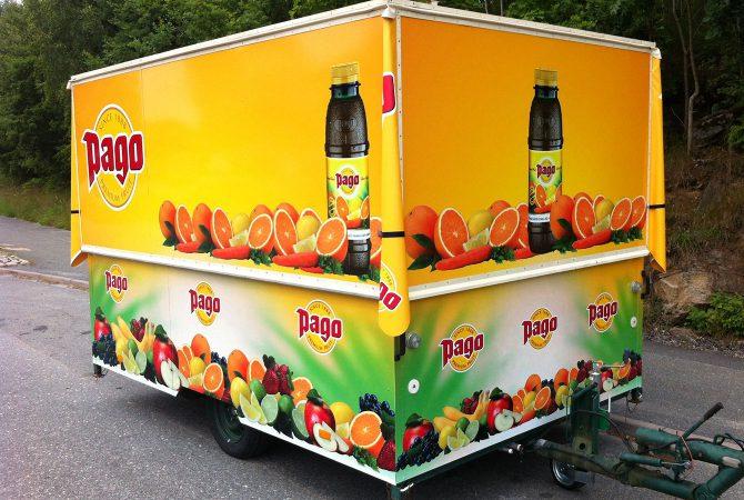 Pago Demosläp Herrljunga Cider